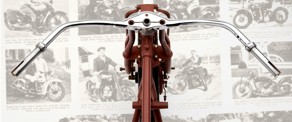 Indian Four  - Indian Handlebars