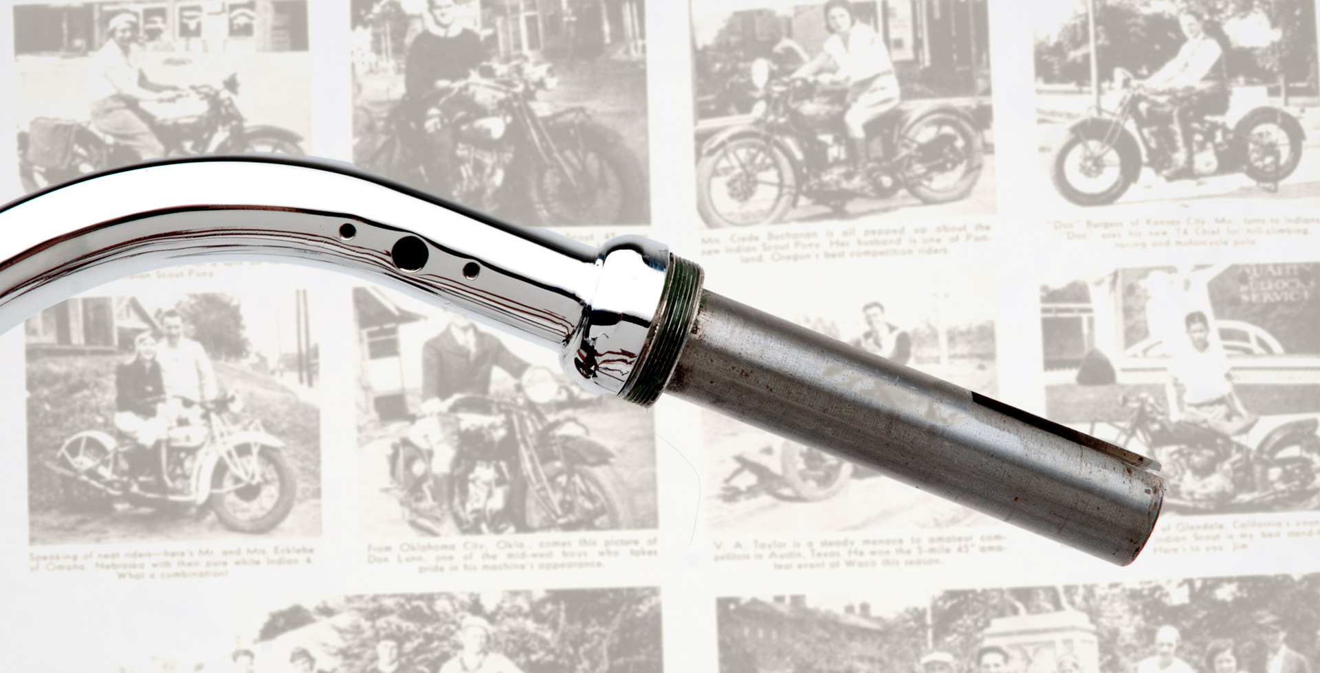 how to raise motorcycle handlebars